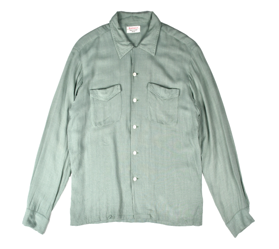 [RADIALL] 15SS ROAD SIDE L/S SHIRTS [S]
