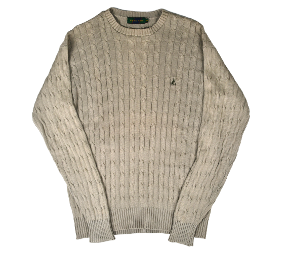 [BEAN POLE] VINTAGE KNIT [L]