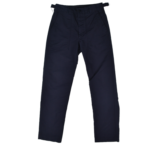 [ENGINEERED GARMENTS] 17FW FATIGUE PANT COTTON DOUBLE CLOTH [30]