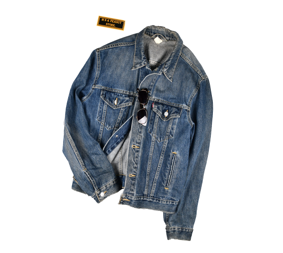 [Levi's] Vintage Denim Jacket [M]
