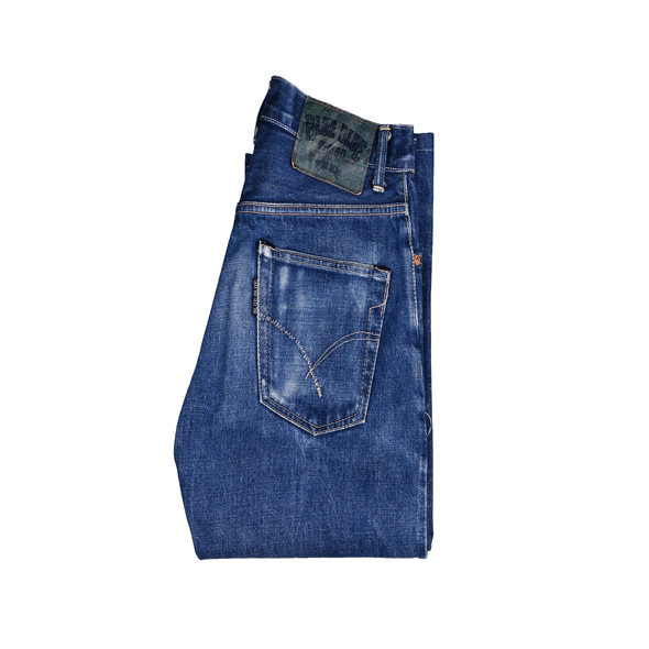 [Blue Blue Japan] 7 Denim Pants [30]