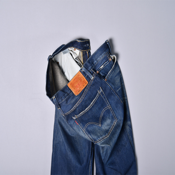 [Levi's] Vintage 503 denim pants [W30,L33]