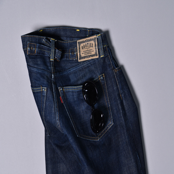 Cootie Selvage Denim Pants [M]