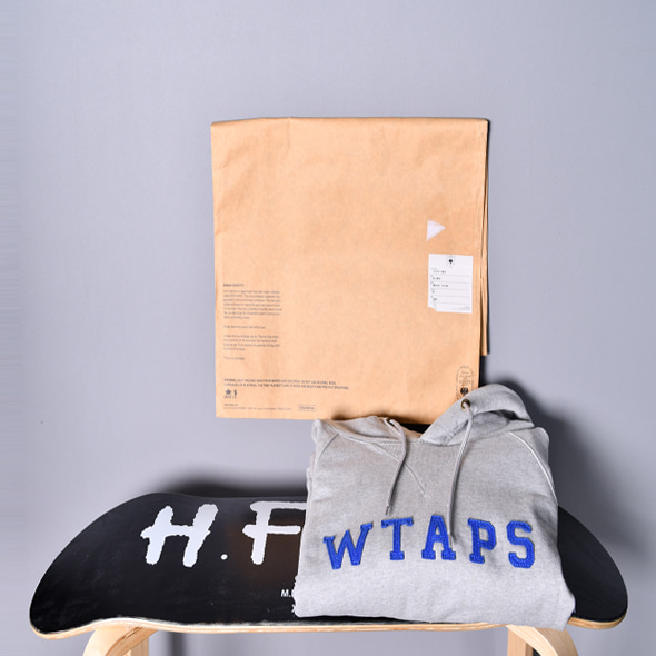 Wtaps 14aw Design Hoodie [L]