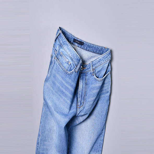 Rageblue Crop denim pants [L]