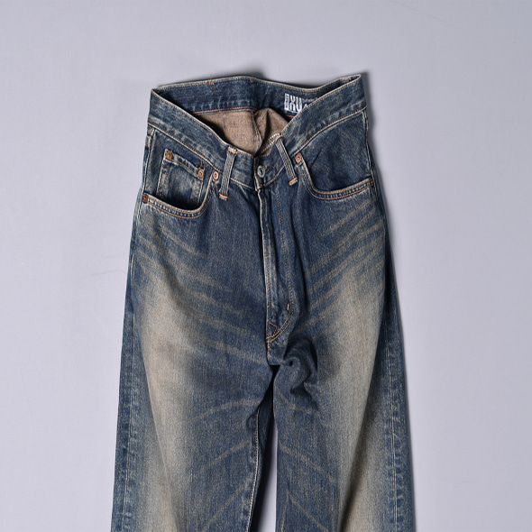 Edwin Vintage XU445 denim pants [33]