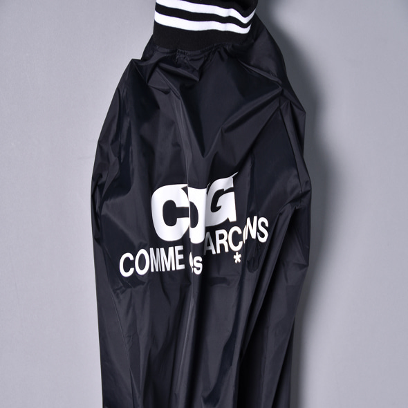 CDG x good design shop Logo coach jacket [L]