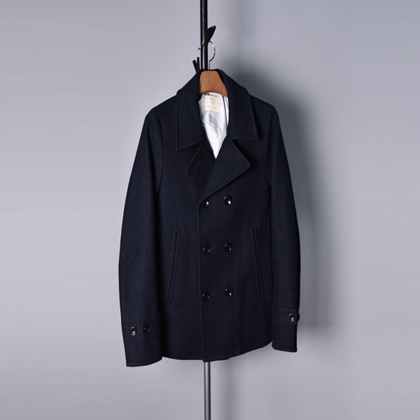 Beauty & youth united arrows Pea coat jacket [M]