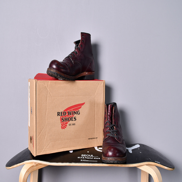 Red wing Beck man 9011 (260)