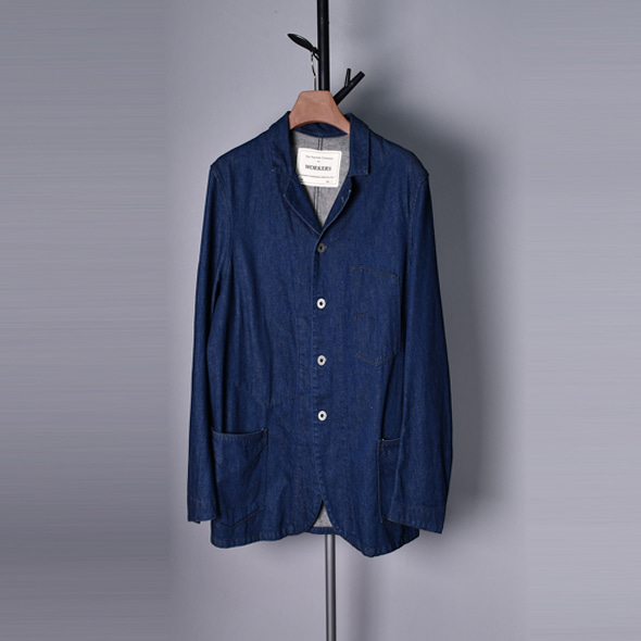 Workers co., ltd Sack coat [40]