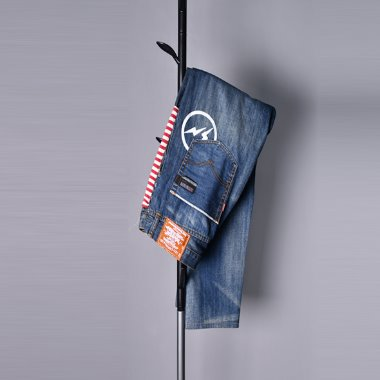 Levi's x Fragment Fenom 505-0270M denim pants (FM505) [W34]